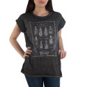 Bioworld Harry Potter Advanced Potion Rolled Tee