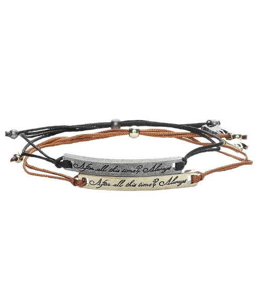 Bioworld Harry Potter After All This Time Bracelet