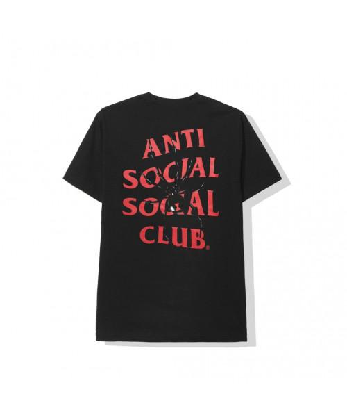 Anti Social Social Club ASSC Bitter Black Tee