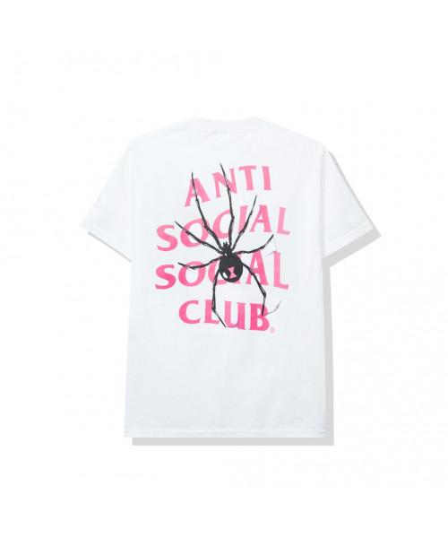 Anti Social Social Club ASSC Bitter White Tee