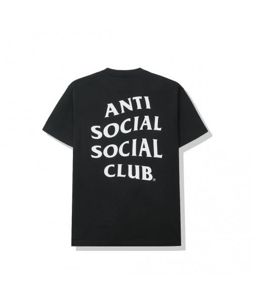 Anti Social Social Club ASSC Logo Tee 2 Black