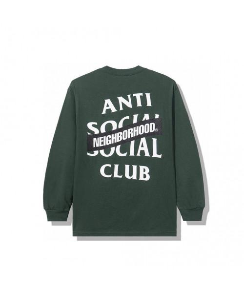 Anti Social Social Club ASSC Neighborhood AW05 LS Green