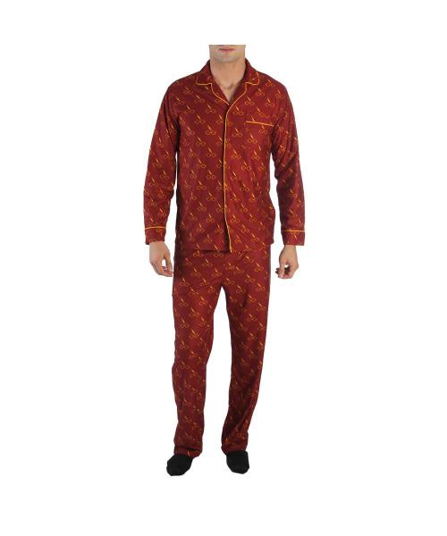 Bioworld Harry Potter AOP Pajama Set