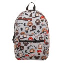 Bioworld Harry Potter Chibi Art Character Backpack
