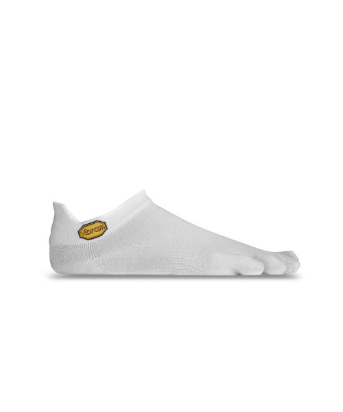 Vibram FiveFingers 5Toe Sock No Show White