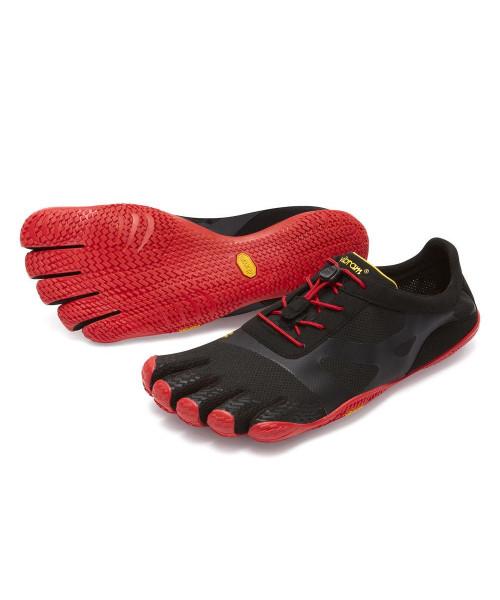 Vibram FiveFingers KSO EVO Black/Red