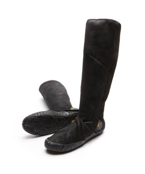 Vibram Furoshiki Classic Shearling High Boot Black