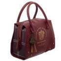 Bioworld Harry Potter Gryffindor Plaid Top Handbag