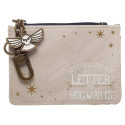 Bioworld Harry Potter Hedwig Pouch with Charm