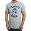 Bioworld Harry Potter Hogwarts Alum Grey Tee
