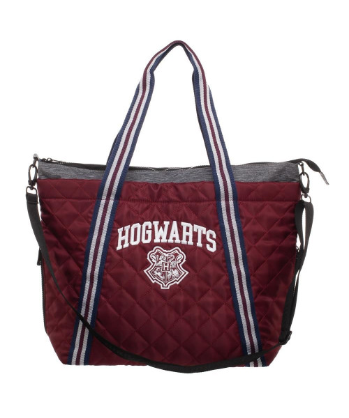 Bioworld Harry Potter Hogwarts Athletic Tote Bag
