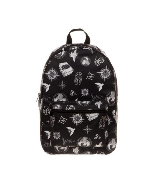 Bioworld Fantastic Beasts AOP Fan Icon Backpack