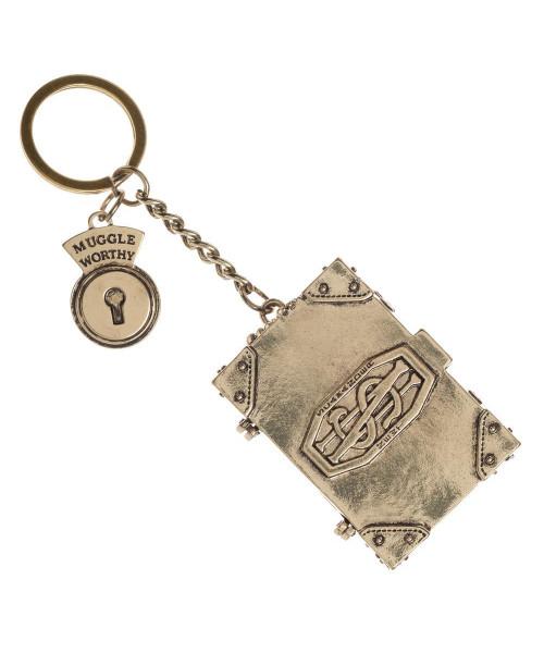 Bioworld Fantastic Beasts Newt Briefcase Keychain