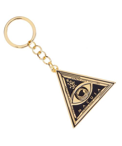 Bioworld Fantastic Beasts Triangle Eye Keychain