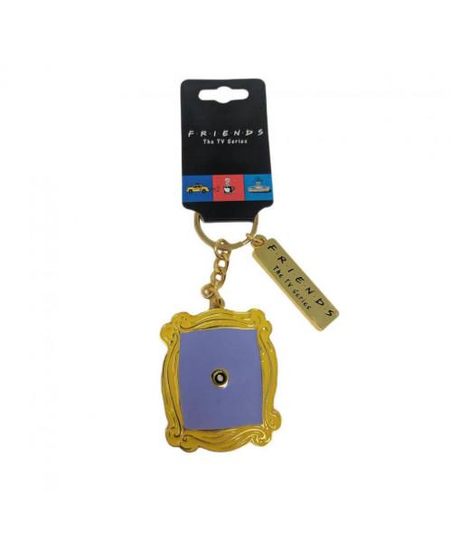 Bioworld Friends Peephole Keychain