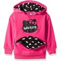 Hello Kitty Girls Toddler Fashion Hoodie