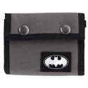 Bioworld Batman Fabric Trifold Wallet