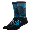Bioworld Batman Sublimated Men Knit Socks
