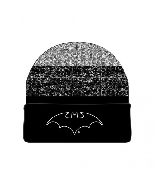 Bioworld Batman Symbol Beanie