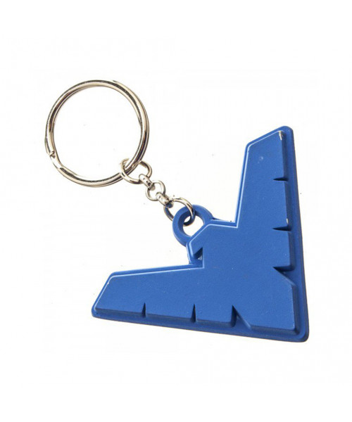 Bioworld DC Comic Nightwing Keychain