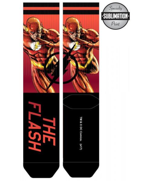 Bioworld DC Comic The Flash Sub Men Knit Socks