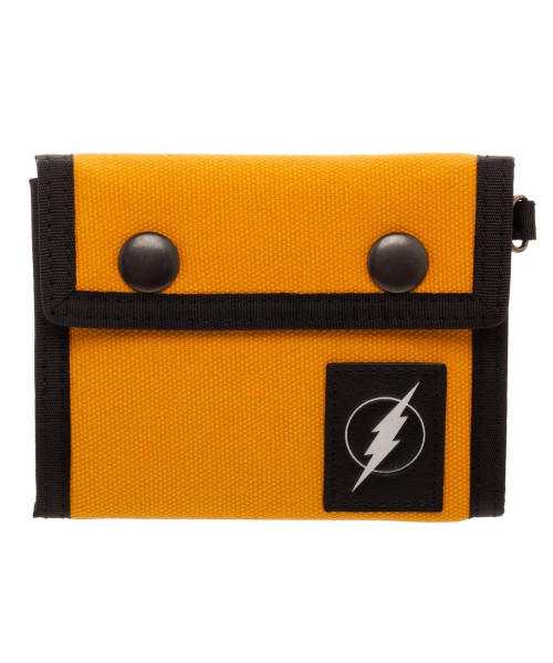 Bioworld DC Comic The Flash Trifold Wallet