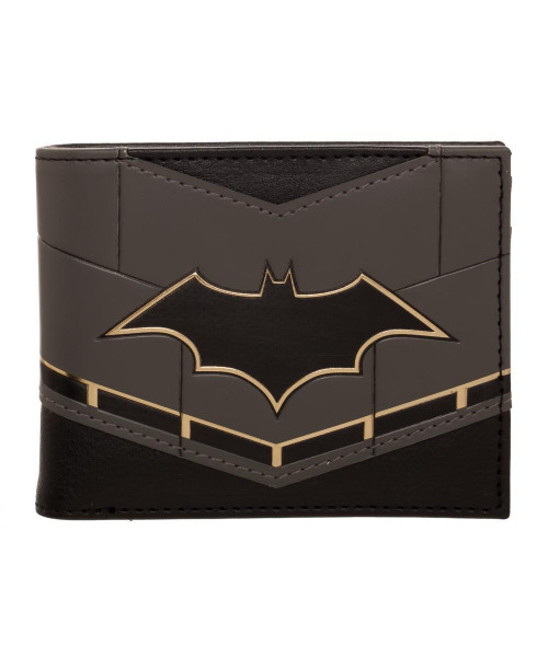 Bioworld DC Comics Batman Bat Signal Bifold Wallet