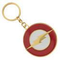 Bioworld DC Comics The Flash Rotating Keychain