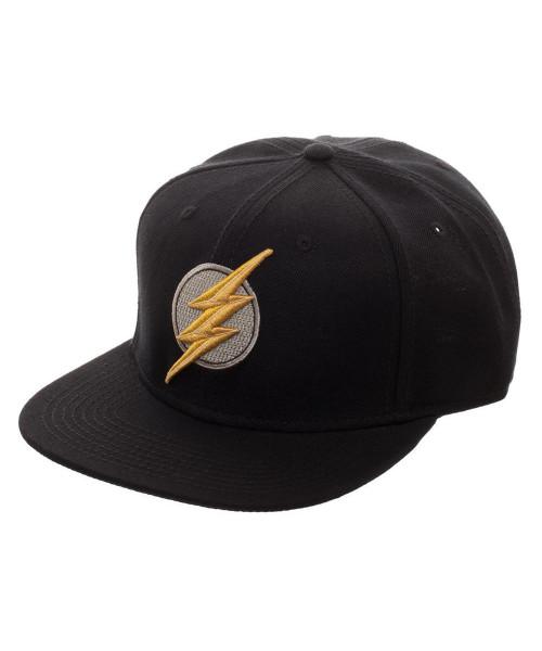 Bioworld DCO The Flash Icon Snapback Cap
