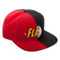 Bioworld DCO The Flash Split Logo Snapback