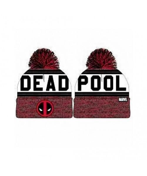 Bioworld Deadpool Collegic Tri-Colour Beanie